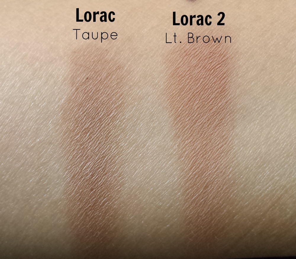 Lorac Taupe Lt Brown