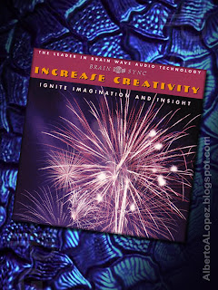 "Beauty shot image of ""Increase Creativity"", ""Ignite Imagination and Insight"" by Kelly Howell"