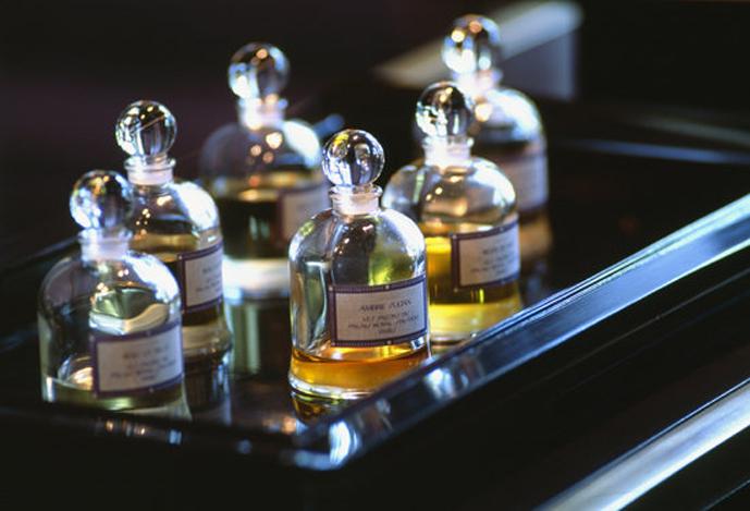 via fashioned by love | Serge Lutens perfumes