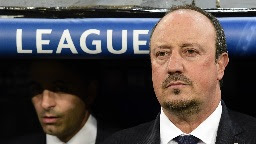 How much longer will Rafael Benitez be in charge?