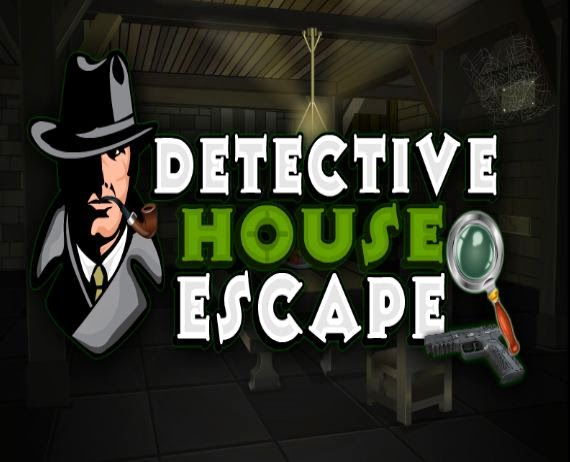 EnaGames Detective House Escape Walkthrough