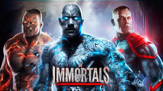 WWE Immortals Gameplay IOS / Android