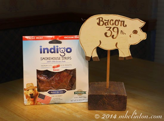 PetSafe Indigo bacon treats