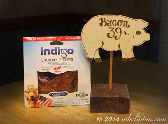 PetSafe Indigo bacon treats