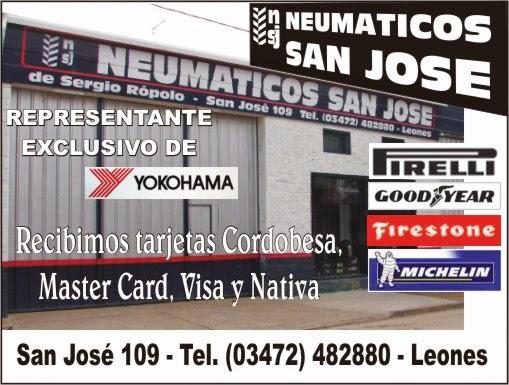 Neumáticos San José