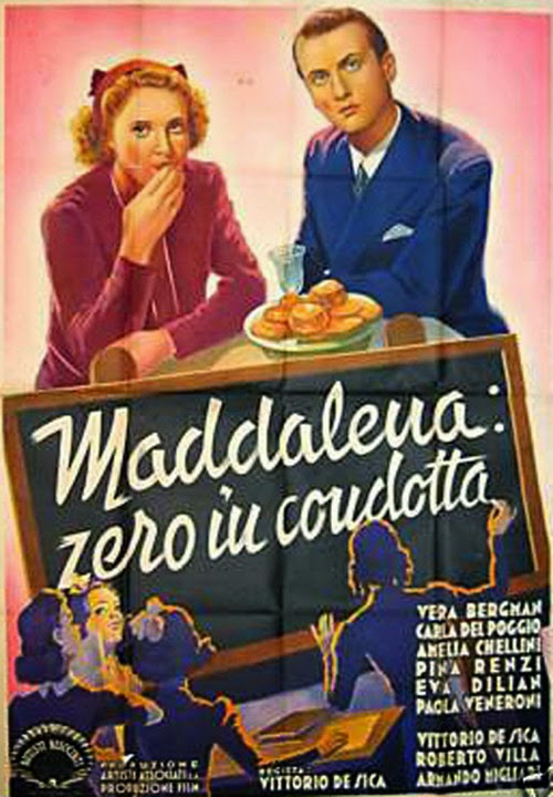 Magdalena, cero en conducta (1940) Descargar y ver Online Gratis