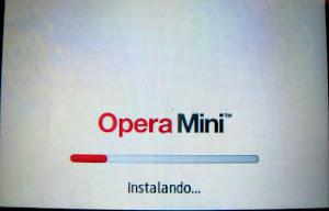 Opera Mini 6 Samsung