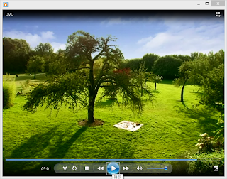 測試播放使用WinX DVD Ripper Platinum轉檔的數位檔案
