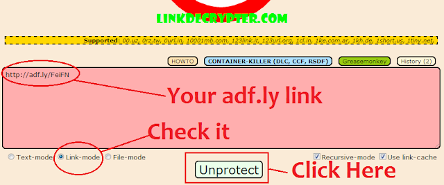 How to Skip Adf.ly & Adfocus.us Links in UC Browser Opera-mini