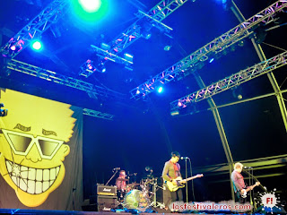 Toy Dolls, Viñarock 2013