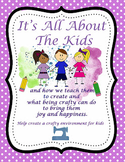 All About the Kids at SewCalGal