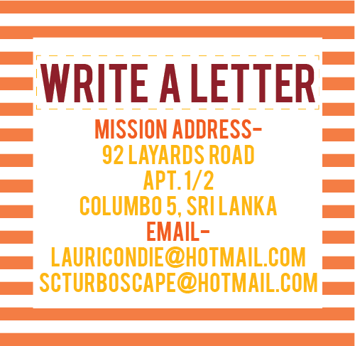 Mission Address & Email