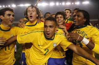 Convocados Brasil para Mundial Sub 20