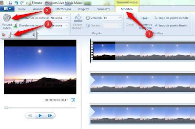 Infine salvate il filmato scegliendo l opzione consigliato per questo