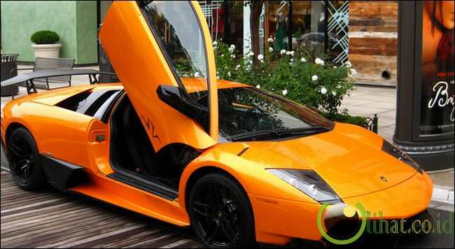 Lamborghini Murcielago - Rp53 juta