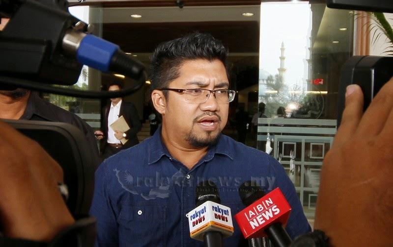 Chegubard Saman Presiden PAS Abdul Hadi Awang