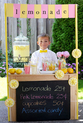 lemonade%2Bstand Freebie Friday: Lemonade Stand Printables