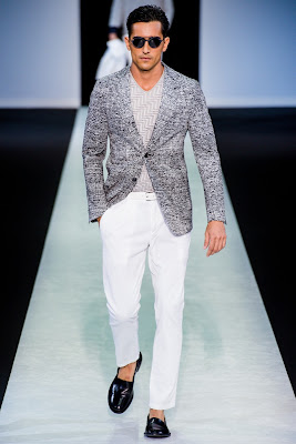Giorgio Armani, Milan Fashion Week, 2014