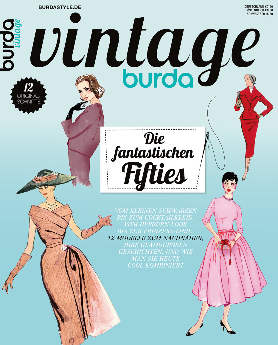 Burda style special vintage 2014 sewing discussion topic - Bureau style vintage ...