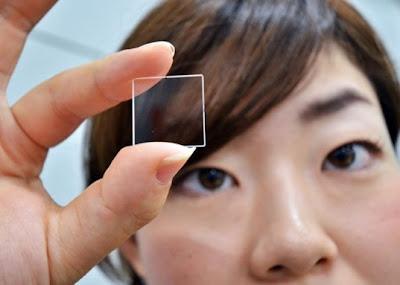 Kaca Kecil Ini Dapat Menyimpan Data Selamanya [ www.BlogApaAja.com ]