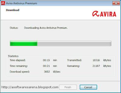 Avira Antivirus 2013 Free