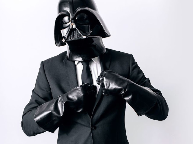 Darth Vader джентълмен