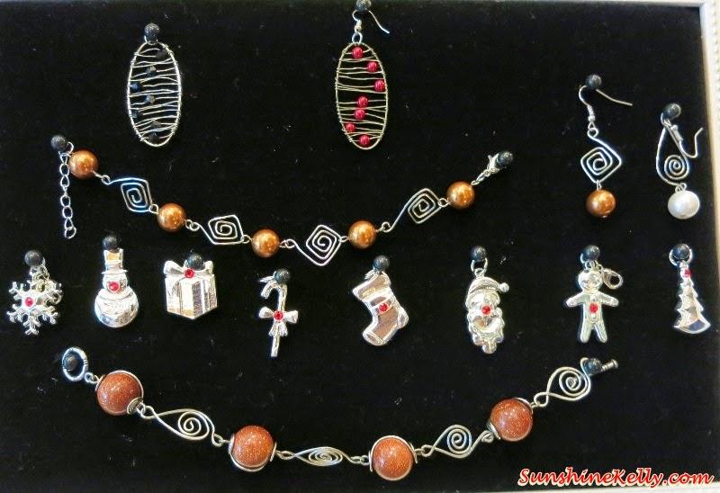 Jewellery Making Workshop, Elegant Jewellery Studio (EJS), books kinokuniya, suria klcc