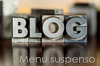 Menu suspenso