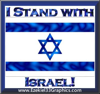 I Stand with Israel Forever