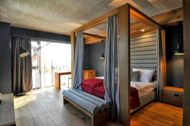 Stunning Hotel Nox by Nimo Studio