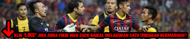 wan zack haikal fabregas