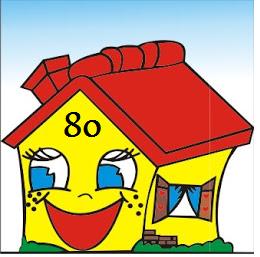 Ufa, sai da casa 90, e me mudei para a casa ao lado 80. E estou louca pra me mudar de novo