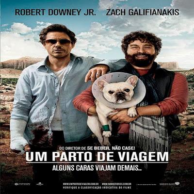 Filme: Um parto de viagem