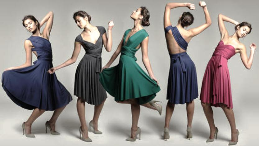 Обтягивающее платье своими руками