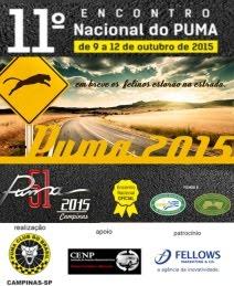 11° Encontro Nacional do Puma - Puma 51 anos