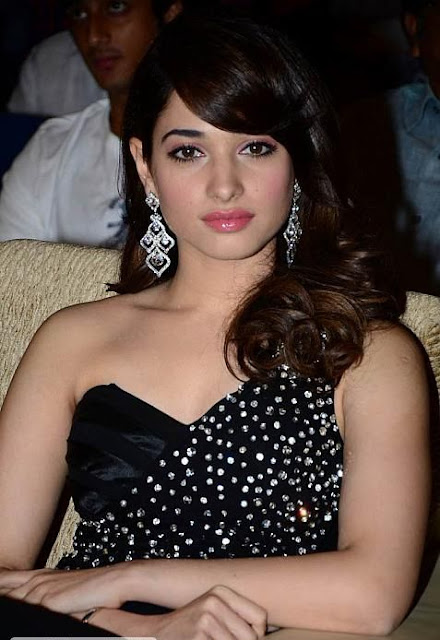 Tamanna Beautiful Cute Expression Photos