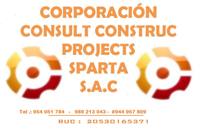 Corporación Consult Construct Projects Sparta S.A.C