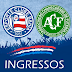 Bahia x Chapecoense - Cerca de 17 mil ingressos vendidos