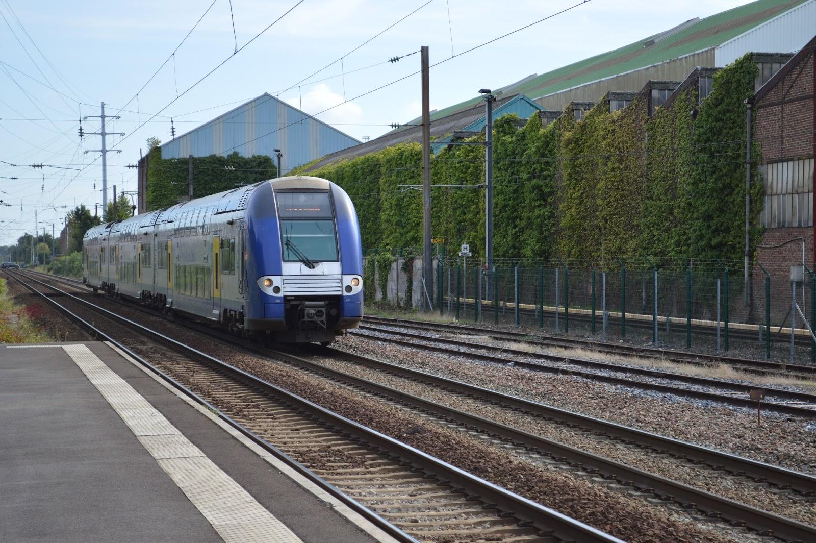 .: Prima 2 Alstom à Raismes ce 21 Septembre (1 ére Partie).