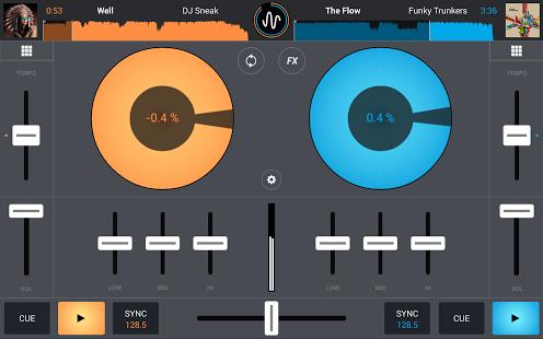 Cross DJ Pro Android Apk