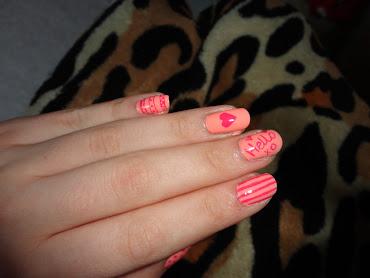 #23 Nail Art Design