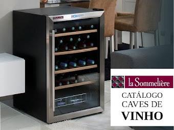 Caves de Vinhos | La Sommelière