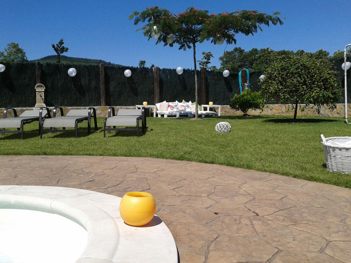 El patio de mis ilusiones fiesta ibicenca una forma original de celebrar un cumplea os - Velas jardin ...