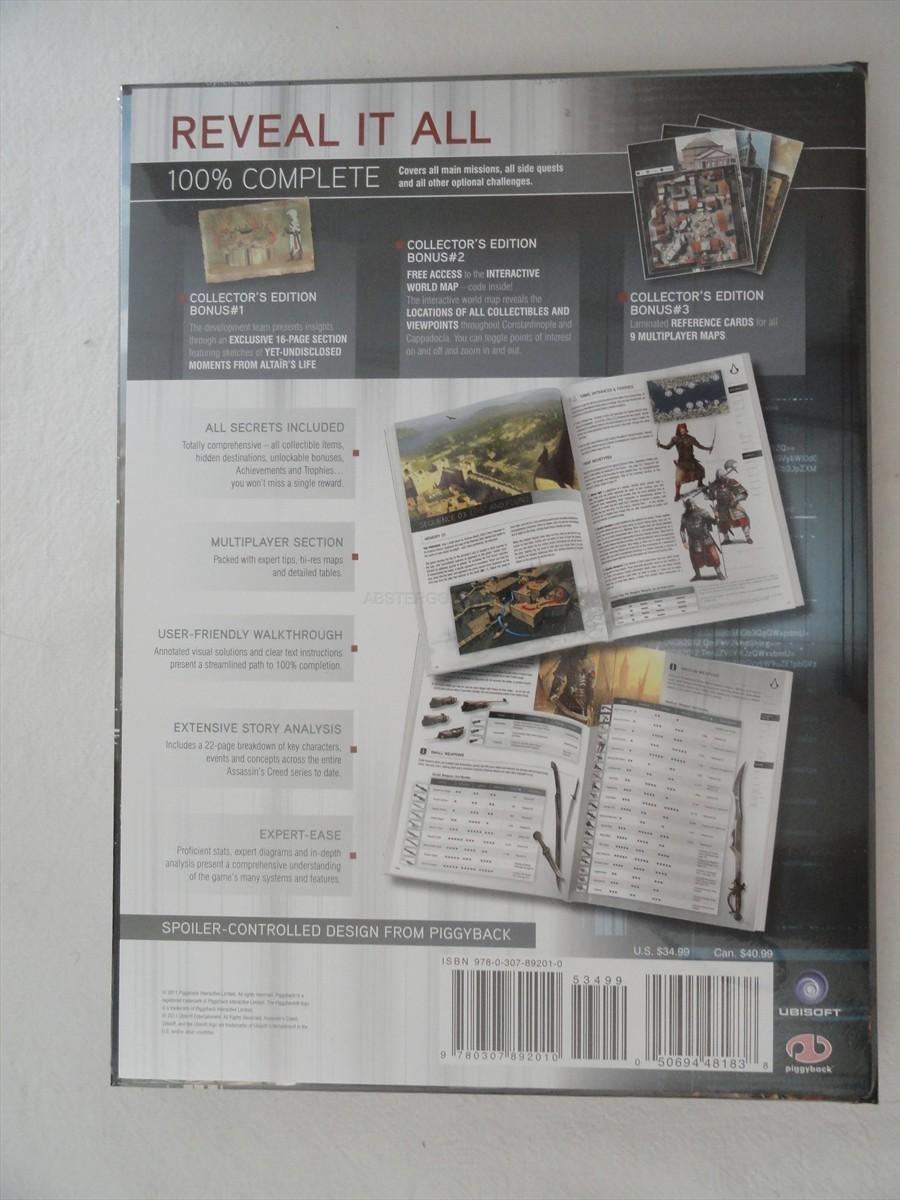 Name Assassins Creed Revelations
