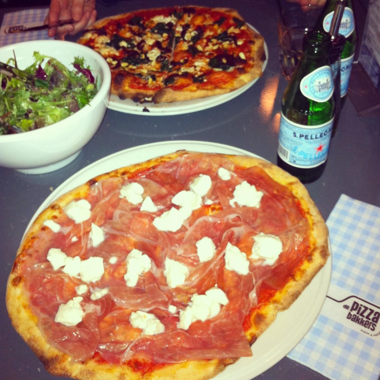 De Pizzabakkers - www.desmaakvancecile.com