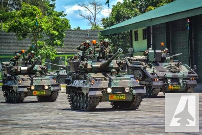 Scorpion & Stormers TNI Batalyon Kavaleri-8