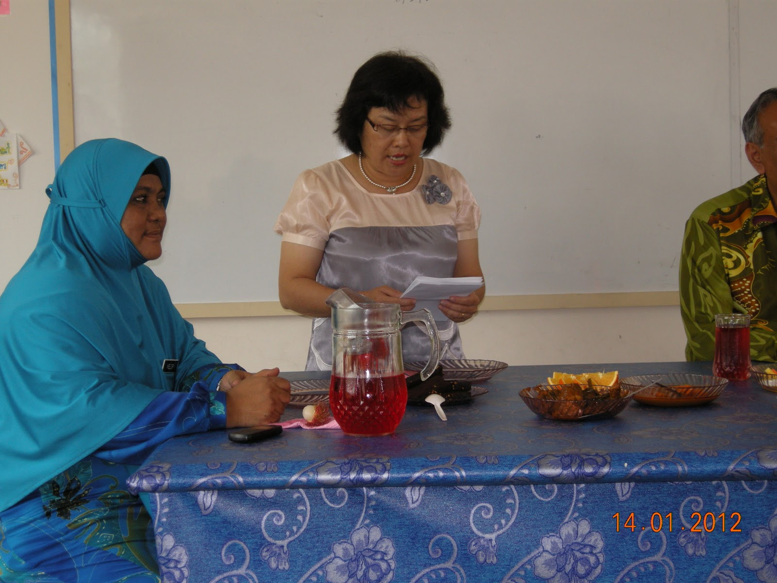 Majlis Perpisahan Guru Bahasa Inggeris tahun 2011