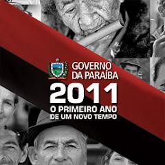 Acesse o Site do Governo da Paraiba