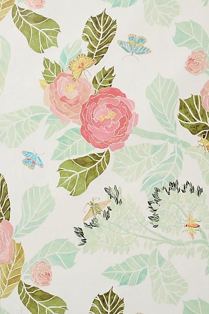 Wild for Wallpaper | La Ti Blog