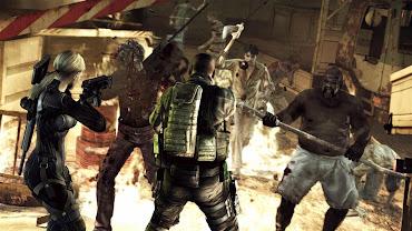 #43 Resident Evil Wallpaper